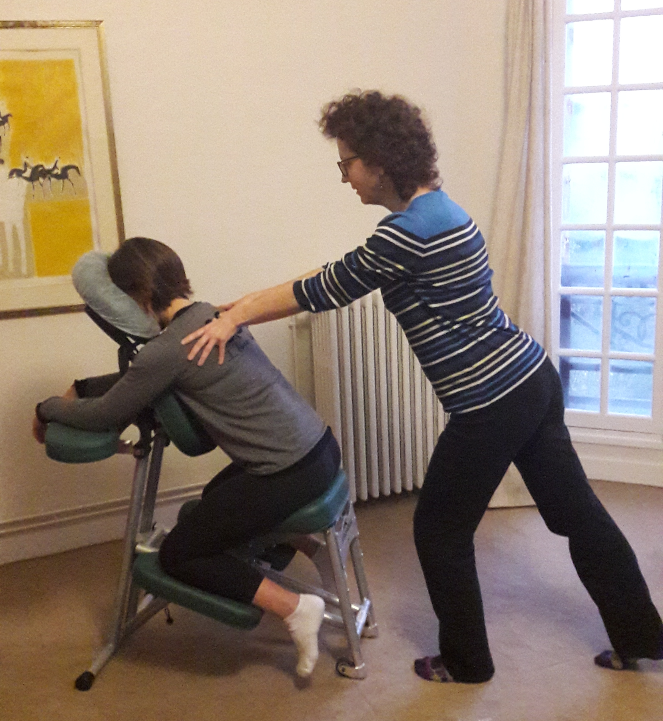 Formation au situp massage à l'iffp